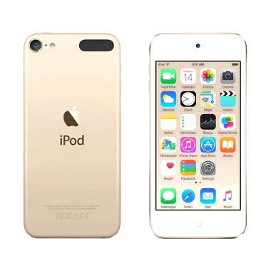 Jual Apple iPod Touch 6th Generation 16  ... er - Gold [Garansi Resmi] Harga Rp 4000000. Beli Sekarang dan Dapatkan Diskonnya.