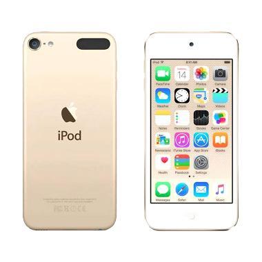 Jual Apple iPod Touch 6th Generation 64G ... er - Gold [Garansi Resmi] Harga Rp 5000000. Beli Sekarang dan Dapatkan Diskonnya.