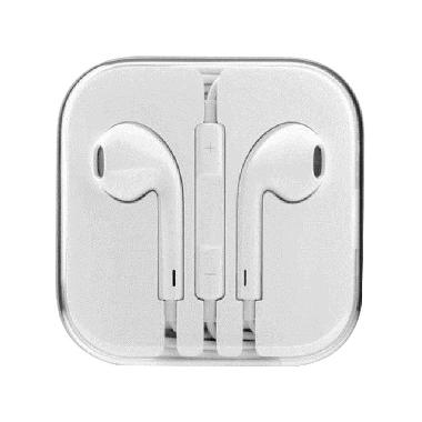 Apple Original Headset for Iphone - White [Jack 3.5mm]