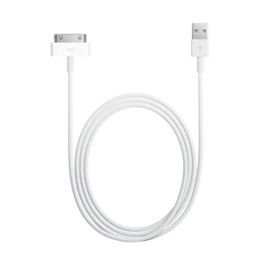 Apple Original Kabel Data with iPhone 3/4/ Ipad 1/2