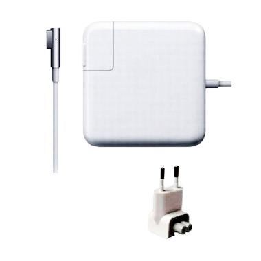 Apple Original Magsafe 1 Power Adap ...  Macbook- Putih [45 Watt]