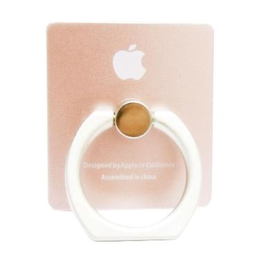 Apple Ring Stent Universal Gadget - Rose Gold
