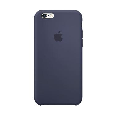Apple Silicone Casing for iPhone 6 Plus or 6S Plus - NAVY