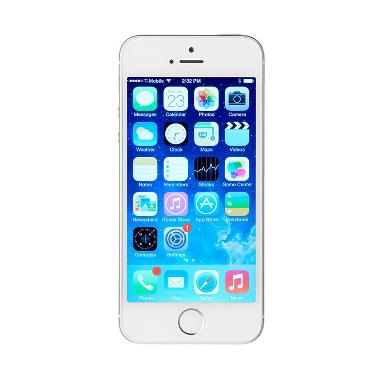 iPhone 5S 16 GB Smartphone - Silver