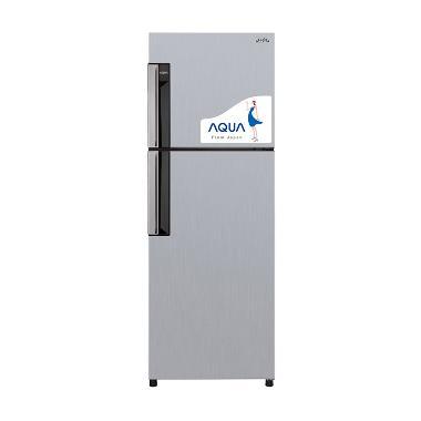 AQUA AQR-D259(S) Kulkas [2 Pintu]