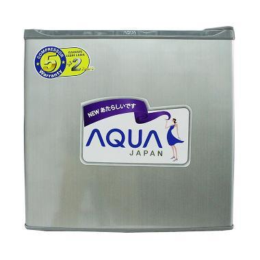 AQUA AQRD50F Lemari Es/ Kulkas Portable