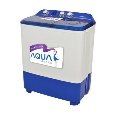Aqua QW-770XT Mesin Cuci [2 Tabung]