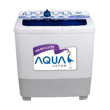 Aqua Qw-930xt Mesin Cuci [2 Tabung]