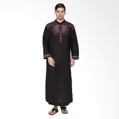 arafah_arafah-gamis-sultan-gamis-pria---black_full09 Review Daftar Harga Gamis Minggu Ini Teranyar bulan ini
