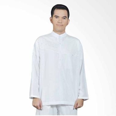 Arafah Koko Hayyan Baju Koko - White