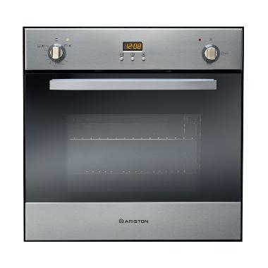 Ariston FHY GG X Stainless Steel Oven Tanam [Full Gas]