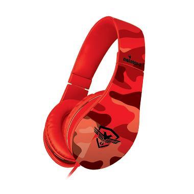 Armaggeddon Molotov 3 Gaming Headset - Merah