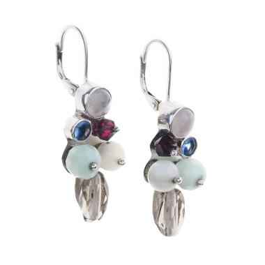 Artistica Jewelry 1-0811 Fresh Fruit Anting Asli - Silver