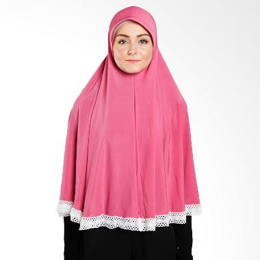 AK BY ARTKEA Bergo syar'I renda BB 462B Hijab