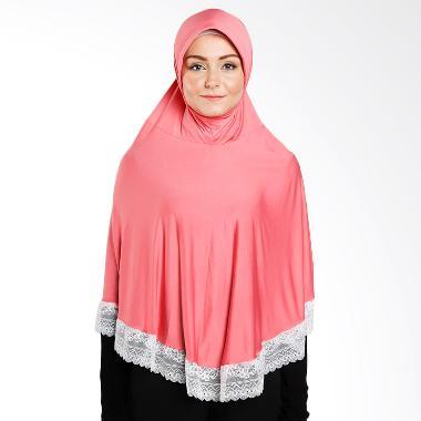 AK BY ARTKEA Bergo syar'I renda BB 494 Hijab