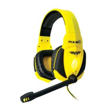 Armageddon Pulse5 Yellow Gaming Headset