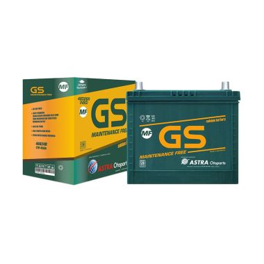 GS Maintenance NS70 Aki Mobil [12 V/ 65 Ah]