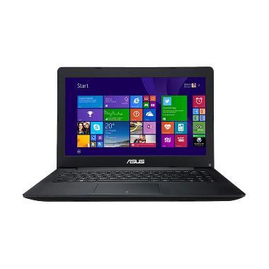 Asus A455LA-WX667T Notebook - Black [i3-5005U/4GB/Win 10/14