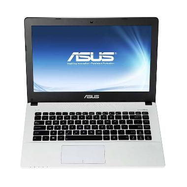 Asus A455LF-WX042D Putih Notebook [ ... dia Geforce 2 GB/14 Inch]
