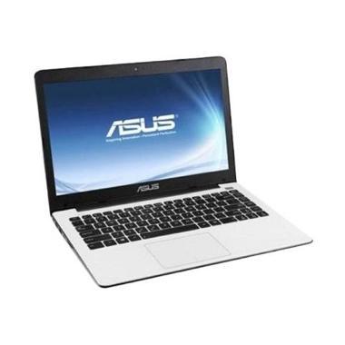 Asus A455LF WX042D Putih Notebook [i5-5200U/14 Inch]