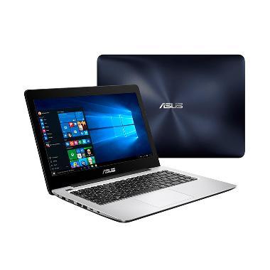 "ASUS A456UQ-Notebook - Dark Blue [14""/i5-6500U/Nvidia GT940MX/4 GB/DOS]"