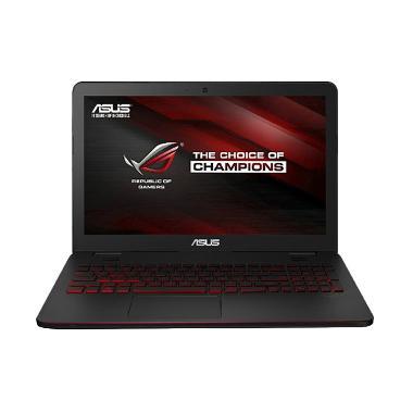 Asus Gaming ROG G501VW-FI174T Noteb ... VIDIA GTX960M/16 GB DDR4]