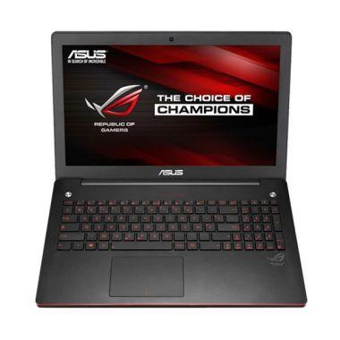 Asus ROG G501JW Hitam Notebook [16  ... 2 GB SSD/Nvidia/i7/15.6
