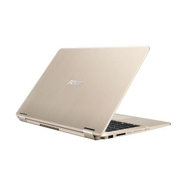 Asus TP301UJ- Gold Notebook [13.3 I ... eforce GT920-2GB/ Win 10]