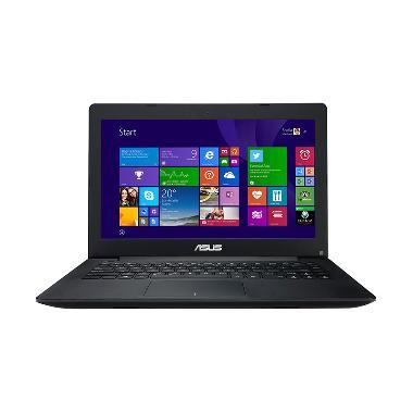 Asus X455LA-WX401D Hitam Notebook [i3-4005/2 GB/500 GB/14 Inch/DOS]