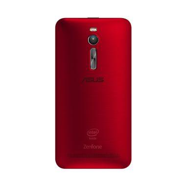 Asus Zenfone 2 ZE550ML Smartphone - Merah [16GB/ 2GB]