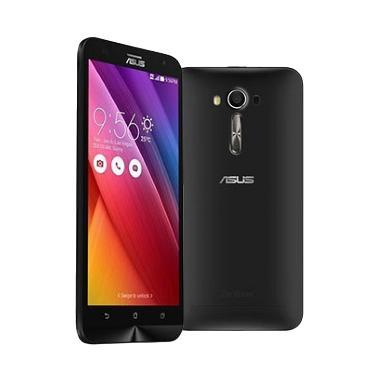 Asus Zenfone 2 Laser ZE550KL Smartphone - Black [4G LTE/RAM 2GB/16GB]