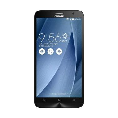 harga ASUS Zenfone 2 ZE550ML Smartphone - Silver [16 GB/Garansi Resmi] Blibli.com