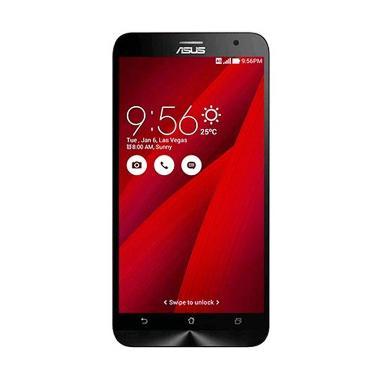 Asus Zenfone 2 ZE551ML Smartphone - Red [RAM 2GB/16GB/Grs Resmi]