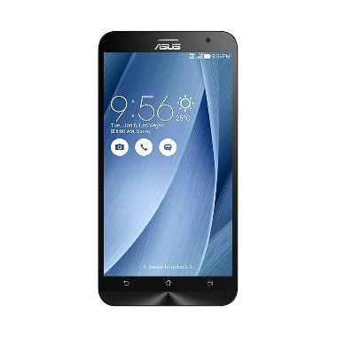 Asus Zenfone 2 ZE551ML Smartphone - Silver 4GB / 32GB