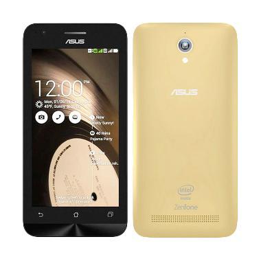 Asus ZenFone 4C ZC451CG Smartphone - Gold [2 GB]