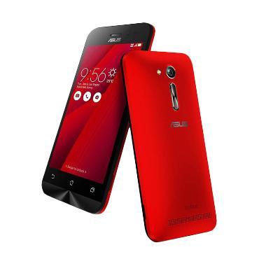 Asus Zenfone Go ZB452KG Smartphone - Red [5 MP]