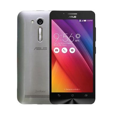 Asus Zenfone Go ZB452KG Smartphone - Silver [8 GB/8 MP]