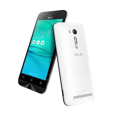 Asus Zenfone Go ZB452KG Smartphone - White [5MP]