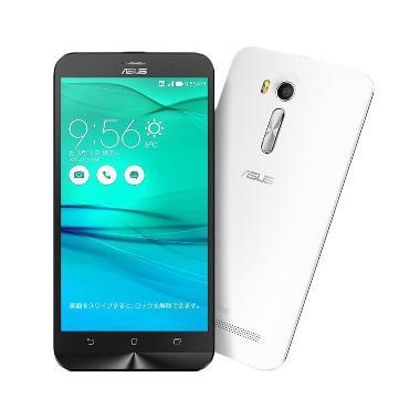 Asus Zenfone GO ZB551KL 4G LTE Smartphone - White [16GB/2GB]