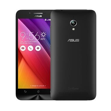 Asus Zenfone Go ZC500TG Smartphone - Black [16GB/ 2GB]