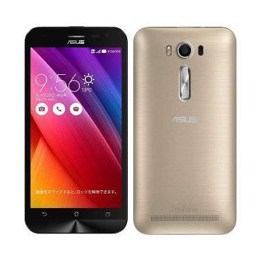 Asus Zenfone Laser ZE500KL Smartphone - Gold  [16GB/ 2 GB/ 4G LTE]