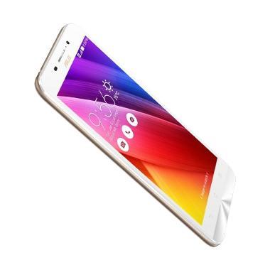 Asus Zenfone Max Smartphone - White [16 GB/2 GB]