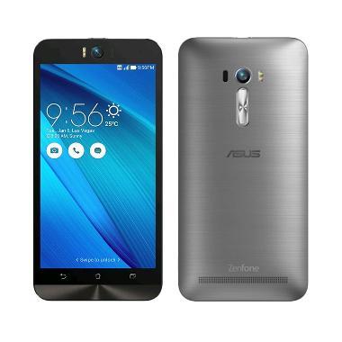 Asus Zenfone Selfie Silver Smartphone [16GB/ 3GB]