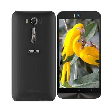 Asus Zenfone Selfie ZD551KL Smartphone - Hitam [16 GB]