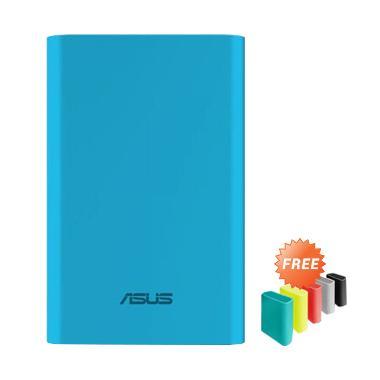 Jual Asus ZenPower Powerbank - Blue [10050 mAh] + Free Bumper Case Harga Rp 319000. Beli Sekarang dan Dapatkan Diskonnya.