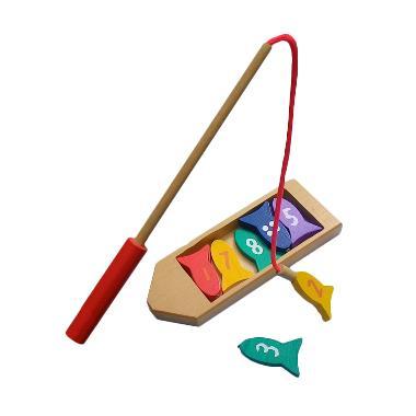 ATham Toys Perahu Mancing Mainan Anak