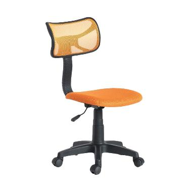 Atria Lizzie Office Chair Kursi Kerja - Orange