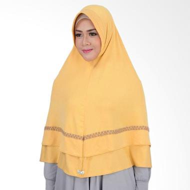 Atteena Hijab Aulia Asoka Kerudung - Emas