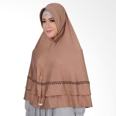 Atteena Hijab Aulia Asoka Kerudung - Mocca