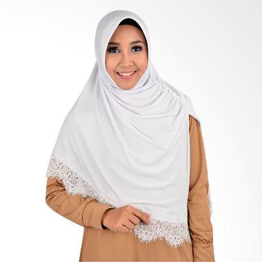 Atteenahijab Annida Azni Kerudung - Putih